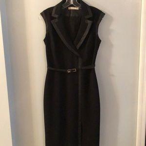 Black Karen Millen classic dress